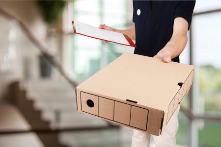 Экспресс доставка почты