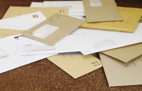 Доставка почты по Спб